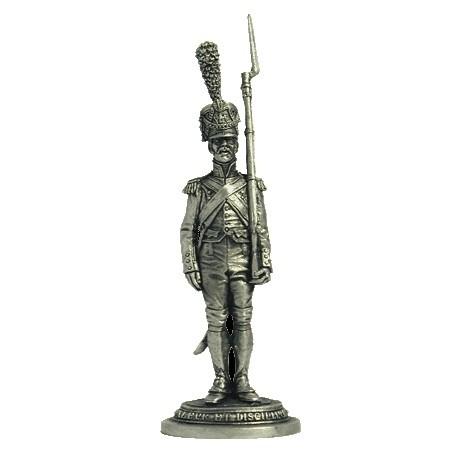 Фузелёр-гренадер. Франция, 1806-14 гг.