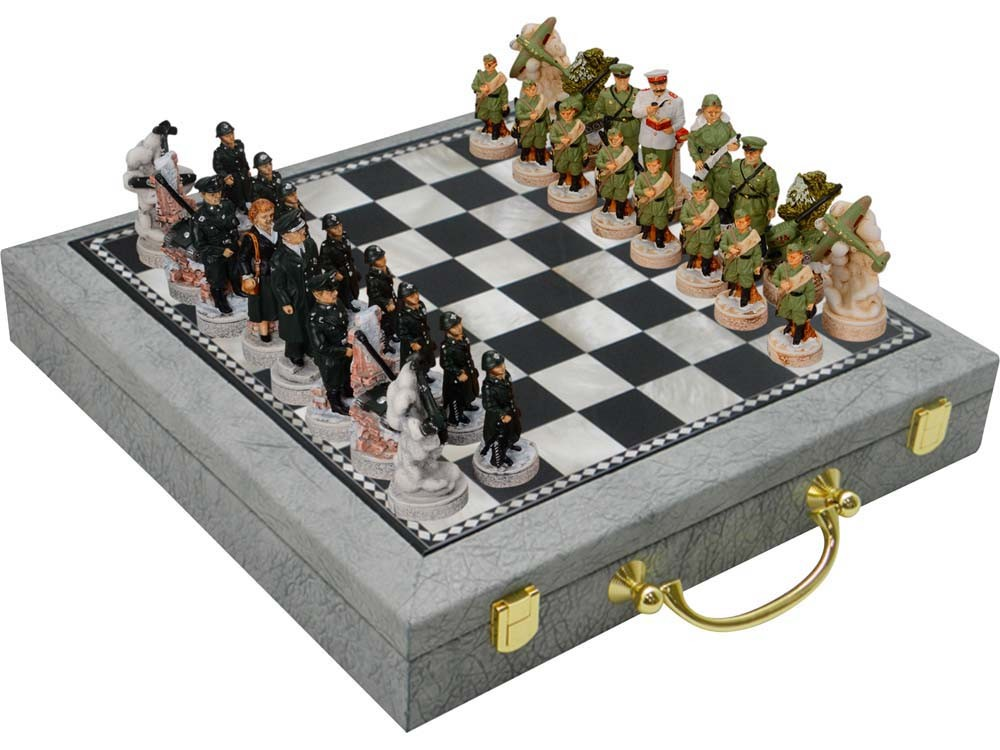 Шахматы «День Великой победы»