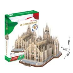 3D пазл Cubic Fun Миланский Собор (Италия)