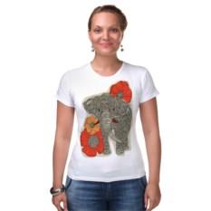 Женская футболка Lighthly