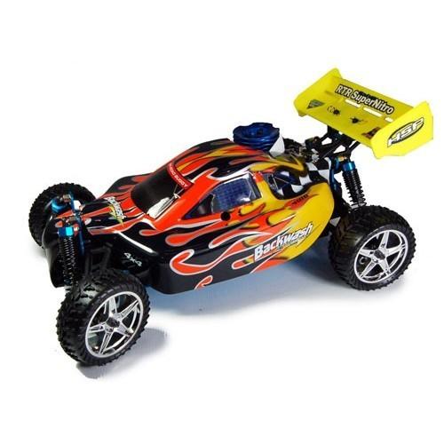 Радиоуправляемая багги с ДВС HSP Nitro Off-Road Buggy 4WD