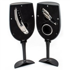 Набор для вина Штопор в бокале