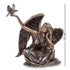 Статуэтка Ангел мира (с птицей)