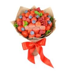 Букет из ягод Клубничный
