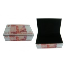 Шкатулка 5000 рублей