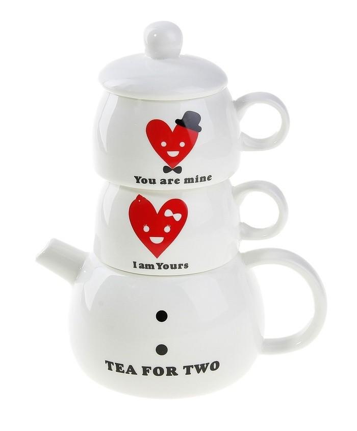 Чайный набор Чай вдвоем