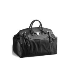 Дорожная черная сумка Brialdi Concord