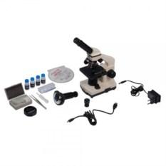 Школьный микроскоп-видеоокуляр Микромед Эврика 40х-1280х