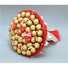 Букет из конфет Лав
