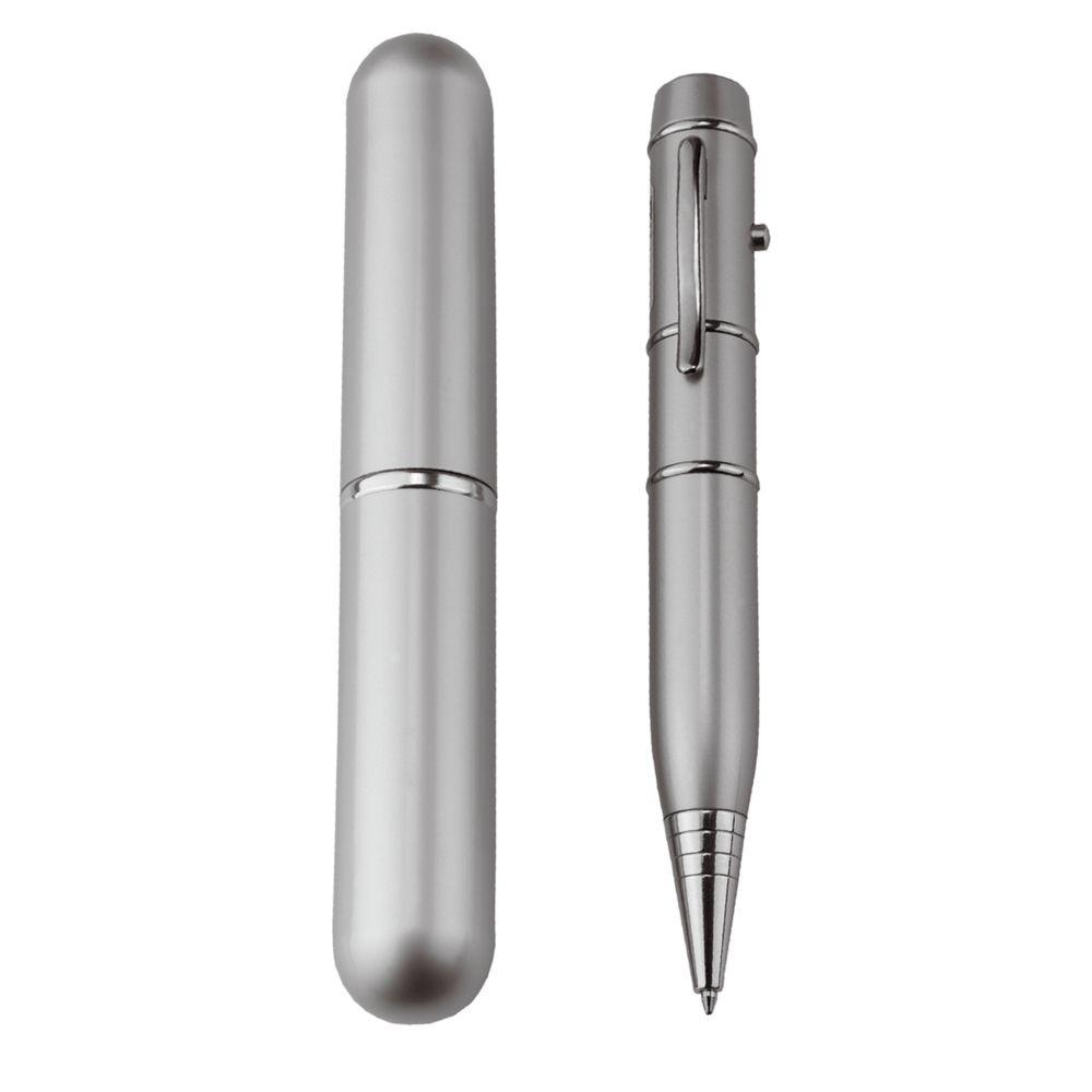 Ручка шариковая с лазерной указкой и флешкой, 16 Гб