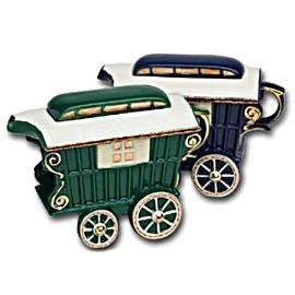 Чудо-чайник «Чайный экипаж мини» (маленький)