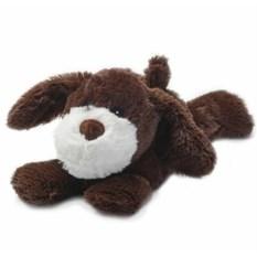 Игрушка-грелка Коричневый щенок