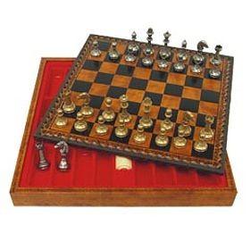 Набор игр: шахматы и шашки