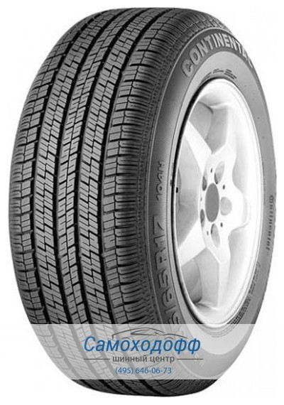 Шины Continental Conti4x4Contact 205/70 R15 96T