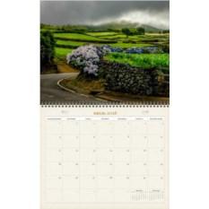 Календарь Азорские острова