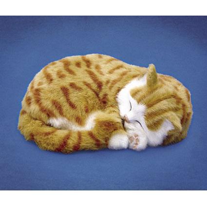 Игрушка «Оранжевая кошка»