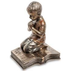 Статуэтка Молитва. Мальчик
