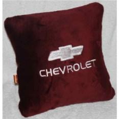 Красная подушка Chevrolet
