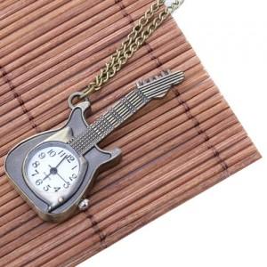Подвеска-часы Гитара