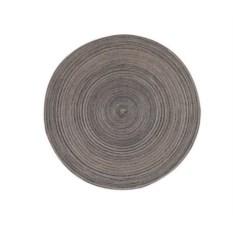 Серая салфетка под посуду Empreinte (38 см)