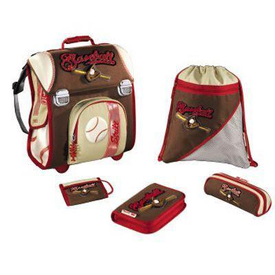 Школьный рюкзак с наполнением «Бейсбол»