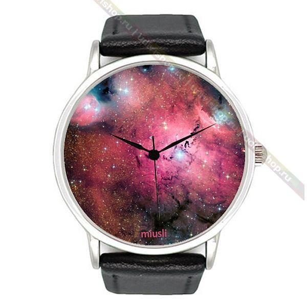 Наручные часы Miusli Kosmos, black