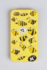 Чехол для мобильного телефона Пчелки
