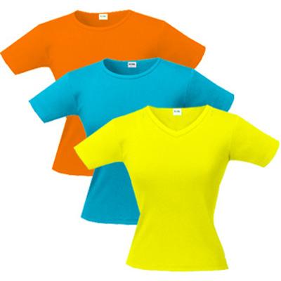 Комплект женских футболок «Lady Sols» 3 шт