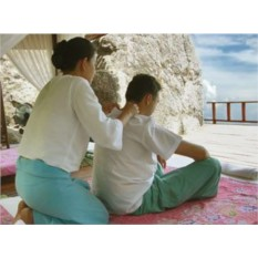 Сертификат Бирманский массаж