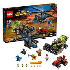 Конструктор Lego Super Heroes Бэтмен: Жатва страха