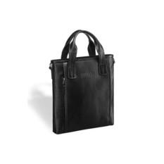 Деловая черная сумка Brialdi Formia