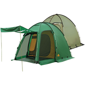Кемпинговая палатка Minessota 3 Luxe Alu