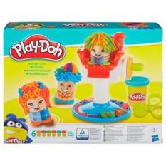 Набор для лепки Сумасшедшие прически (Play Doh)