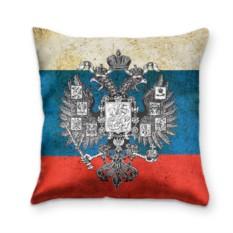 Подушка с 3D принтом Россия