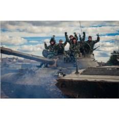 Катание на танке, БТР и БМП: фотосъемка (дополнительно)