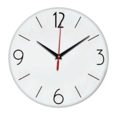 Настенные часы с длинными разделителями