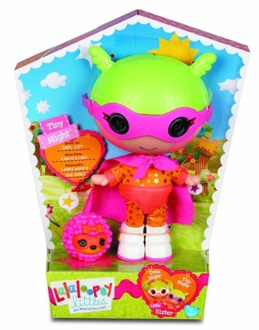 Кукла Супергерой (Lalaloopsy)