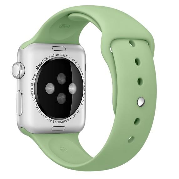 Ремешок для Apple Watch 42mm Mint Sport Band