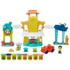 Набор для творчества Hasbro Play-Doh Главная улица