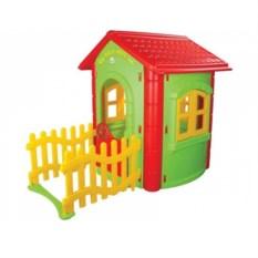 Домик игровой с забором