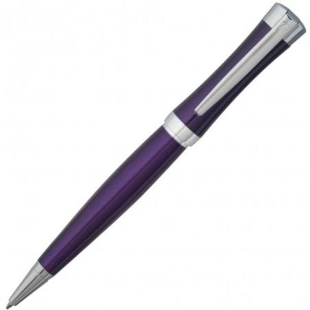 Фиолетовая шариковая ручка Desire