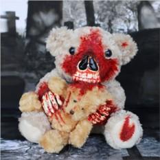 Игрушка Walking Ted Cannibal - медведь-зомби ручной работы