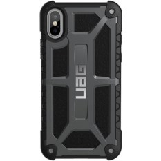 Чехол Urban Armor Gear Monarch Graphite для iPhone X