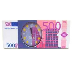 Часы пластиковые Евро