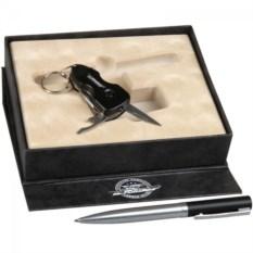 Подарочный набор Ручка и брелок