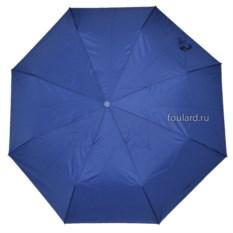 Ярко-синий женский зонт Ferre Milano