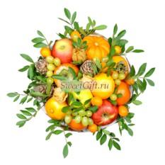 Букет из фруктов Дары осени