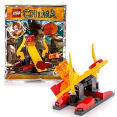 Конструктор Катапульта Феникса Lego Legends Of Chima