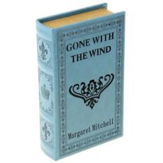 Книга-сейф с ключом Margaret Mitchell