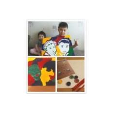 Набор художника malbium Портрет по фотографии ребенка